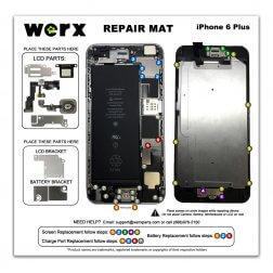 Magnetic Screwmat - iPhone 6+