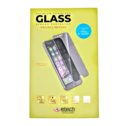 Premium Privacy Tempered Glass Protector for use with iPhone 6+/6s+ (Retail Packaging)