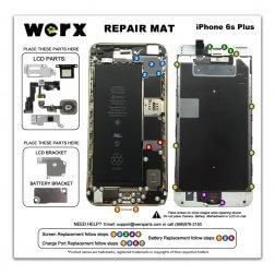 Magnetic Screwmat - iPhone 6S+