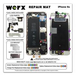 Magnetic Screwmat - iPhone 6S
