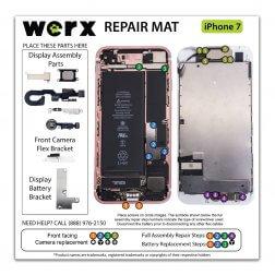Magnetic Screwmat - iPhone 7
