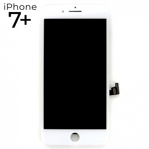 Premium LCD Assembly for use with iPhone 7 Plus (White)
