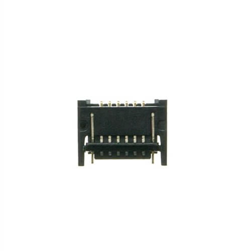 Board FPC Connector for use with Home Button Flex Cable, Compatible with the iPad 4