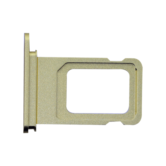 Sim Card Tray for use with iPhone 11 (Yellow)