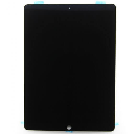 LCD Full Assembly With IC Chip Flex for use with iPad Pro 12.9 Gen 2 (Black)