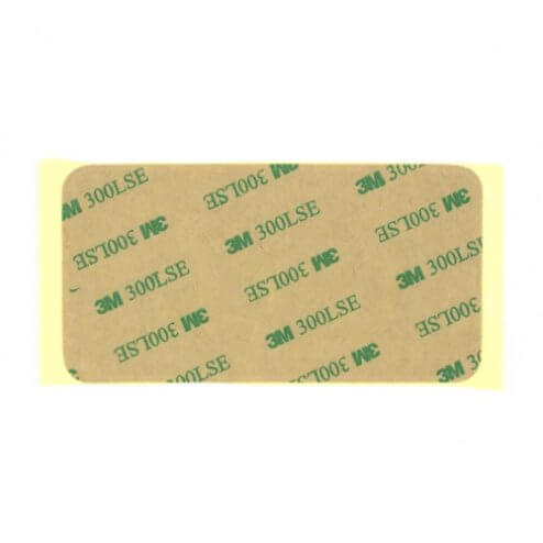 Screen Adhesive, Perimeter Kit for use with iPod Touch Gen 4