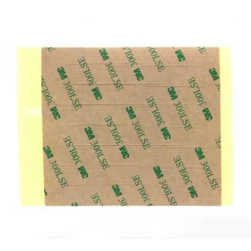 Side Adhesive Strips for use with all iPhone and iPod Touch Screens, 90pcs. AT&T and Verizon
