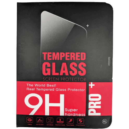 Premium Tempered Glass for use with Samsung S6 Active (Retail Pack)