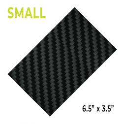 ProtectionPro - Small Ultra Film (Black Carbon Fiber)