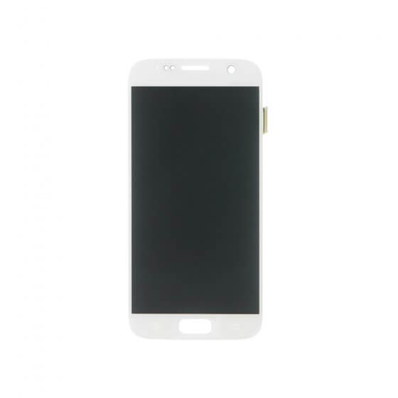LCD & Digitizer Assembly for use with Samsung Galaxy S7 SM-G930, White