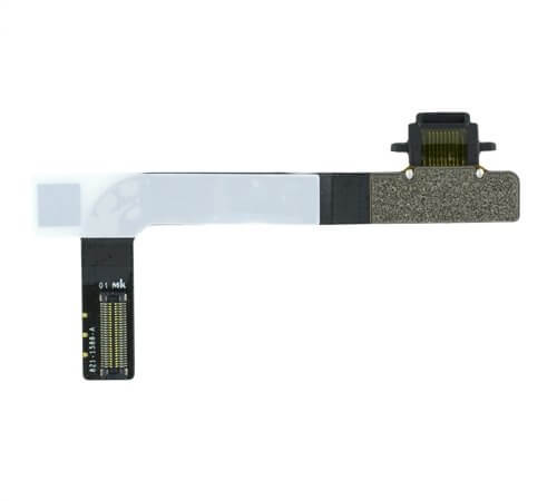 Dock Connector Port for use with iPad 4, Lightning Port (Black)