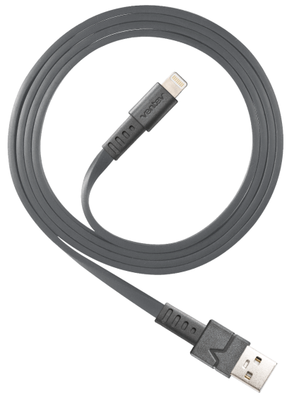 ChargeSync Lightning Charge Cable (3.3 ft)(Gray)