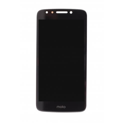 LCD & Digitizer Assembly for use with Motorola Moto E4 (Black)