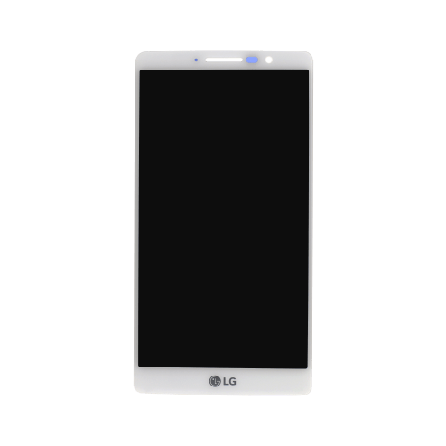 LCD/Digitizer for use with LG Stylo (White)