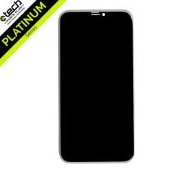 Platinum LCD Assembly for use with iPhone XR (Black)