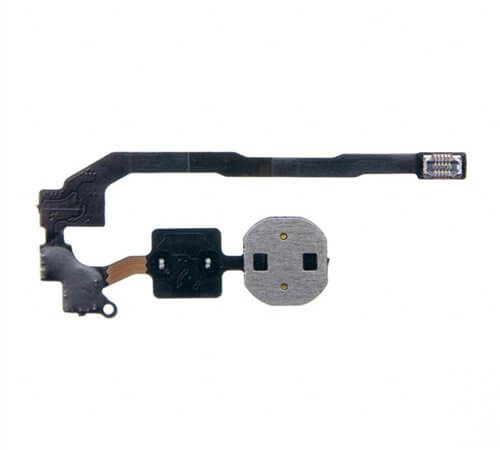 Home Button Flex Cable for use with the iPhone 5S - No Button Included