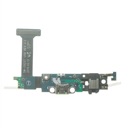 Charging Port Flex Cable for use with Samsung Galaxy S6 Edge G925T