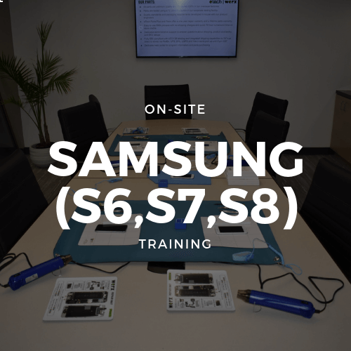 Samsung (S6,S7,S8,S9), Training + Toolkit