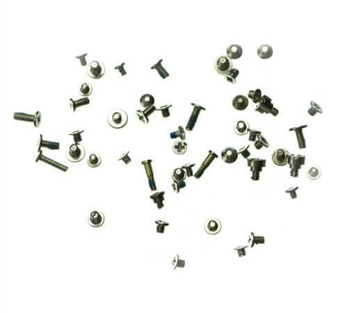 Screw Set - Gold for use with iPhone 5S