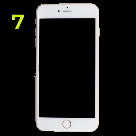 iPhone 7 GSM Factory Unlocked (Verizon) 128GB Gold (Grade B+)