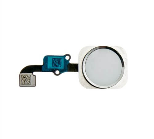 Home Button Flex Cable for use with the iPhone 6 (4.7), Silver