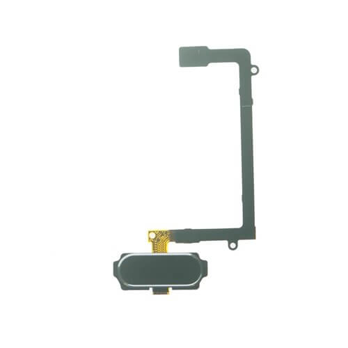 Home Button Flex Cable for use with Samsung Galaxy S6 Edge G925, Black