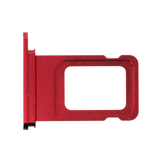 Sim Card Tray for use with iPhone 11 (Red)