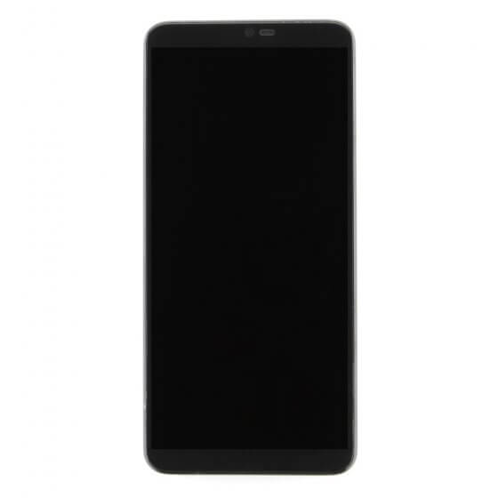 LCD/Digitizer with frame for use with LG G7 (Black)