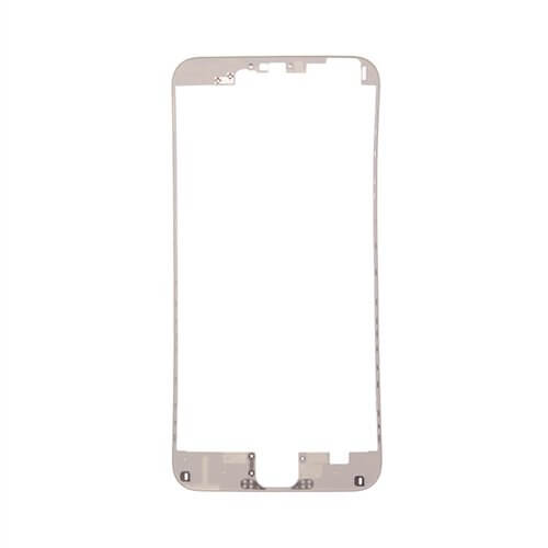 Frame Assembly for use with the LCD and Digitizer for use with iPhone 6 Plus (5.5) - White