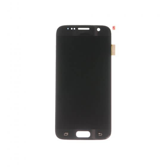 LCD & Digitizer Assembly for use with Samsung Galaxy S7 SM-G930, Black