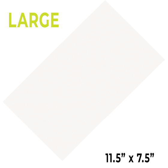 ProtectionPro - Large Ultra Matte Film (Blank)
