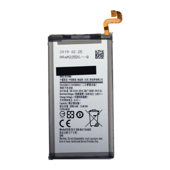 Battery for use with Galaxy A8 Plus