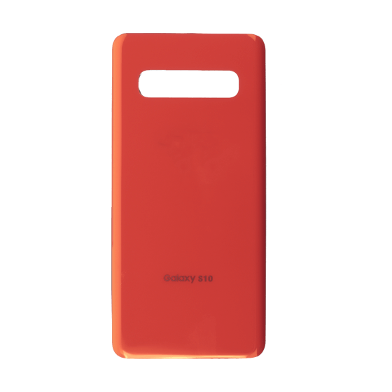 Back Glass for use with Galaxy S10 (Flamingo Pink)