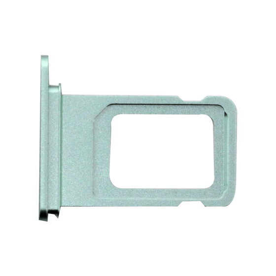 Sim Card Tray for use with iPhone 11 (Green)