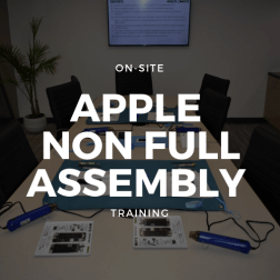Apple Non full assembly Training