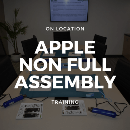 Apple Training - Non-full Assembly (On Location)