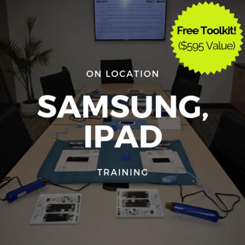 (S6,S7,S8,S9), iPad (2,3,4,Mini1/2/3/4/5,Air/2) (OnLocation)