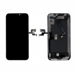 Premium OLED Full Assembly for use with iPhone XS (Black)