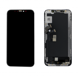 Premium OLED Assembly for use with iPhone XS (Black)