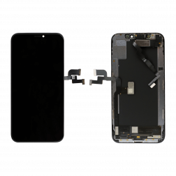 Platinum Plus OLED Full Assembly for iPhone XS (Black)