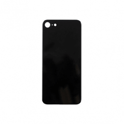 Back Cover Glass for use with iPhone 8 (Black)
