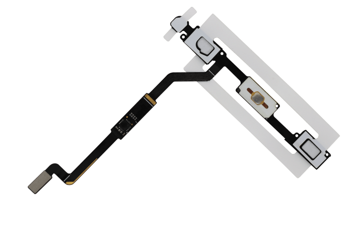 Touch Sensor Flex w/Home connector for use with Samsung Galaxy Note 3