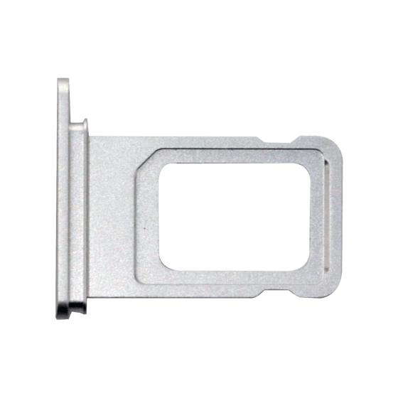 Sim Card Tray for use with iPhone 11 (White)