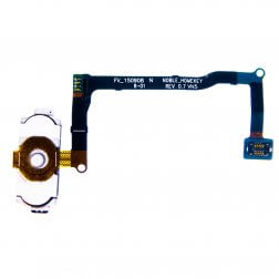 Home Button Flex cable for Samsung Galaxy Note 5 SM-N920, Gold