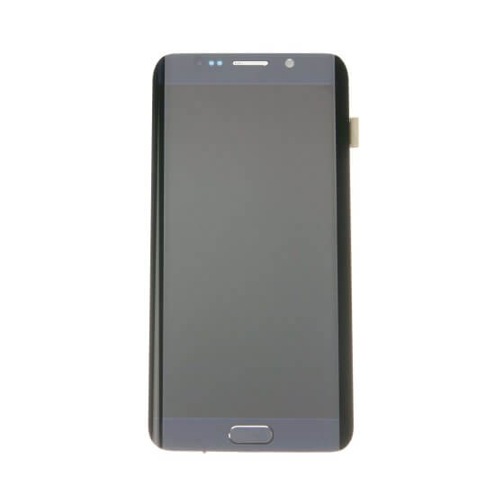LCD & Digitizer Assembly for use with Samsung Galaxy S6 Edge Plus SM-G928A, Black (AT&T)