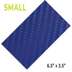 ProtectionPro - Small Carbon Fiber Film (Royal Blue)