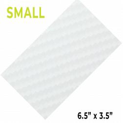 ProtectionPro - Small White Carbon Fiber (Blank)