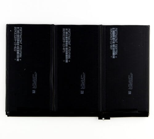 Battery for use with iPad 3 & 4