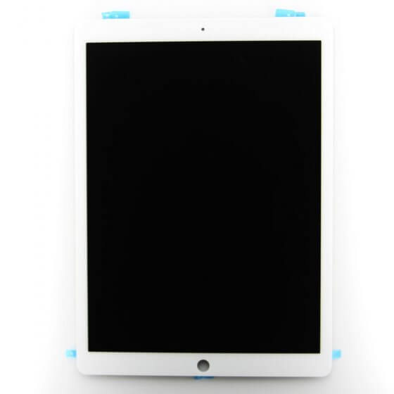 LCD Full Assembly With IC Chip Flex for use with iPad Pro 12.9 Gen 2 (White) (Default)