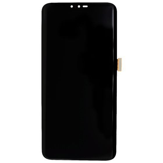 LCD/Digitizer Black for use with LG V40 THINQ